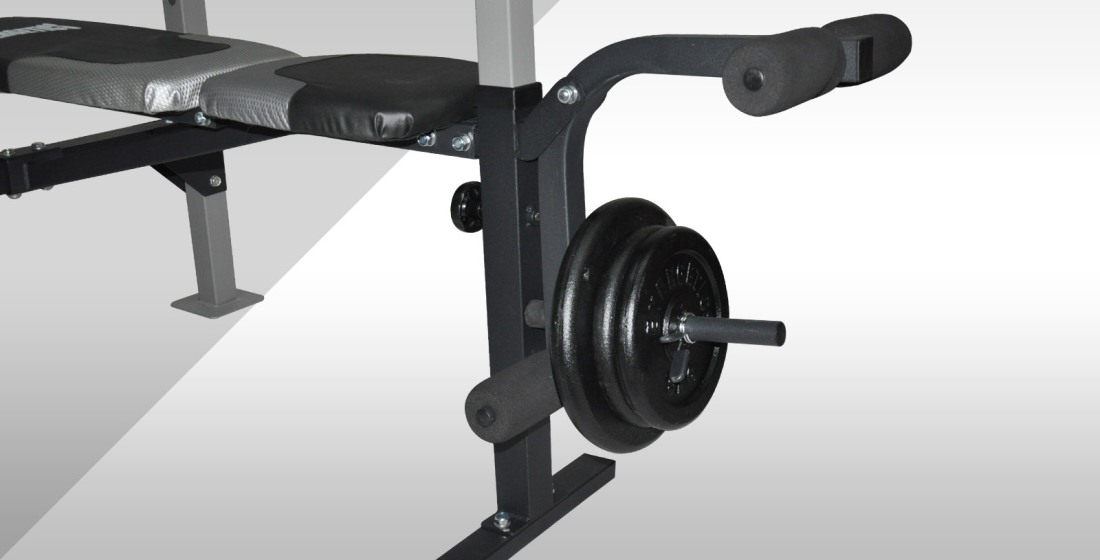 Energetics Home Gym Weight Bench Press Leg Extension Preacher Curl Bench Ebay